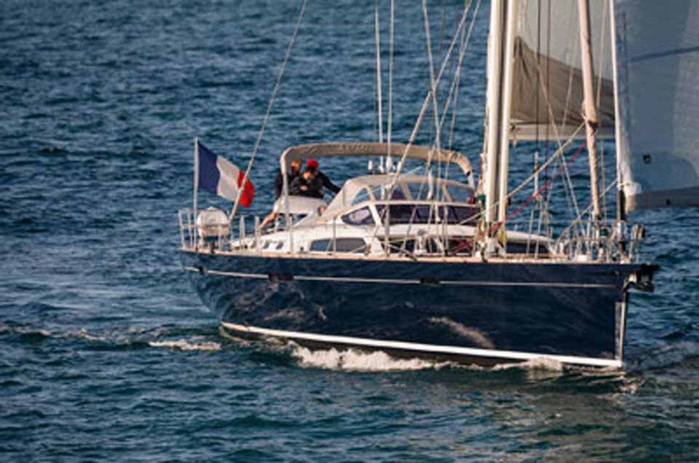 garcia-75-66 2009 CHANTIERS NAVALS GARCIA Garcia 75 Cruising Sailboat 2825905