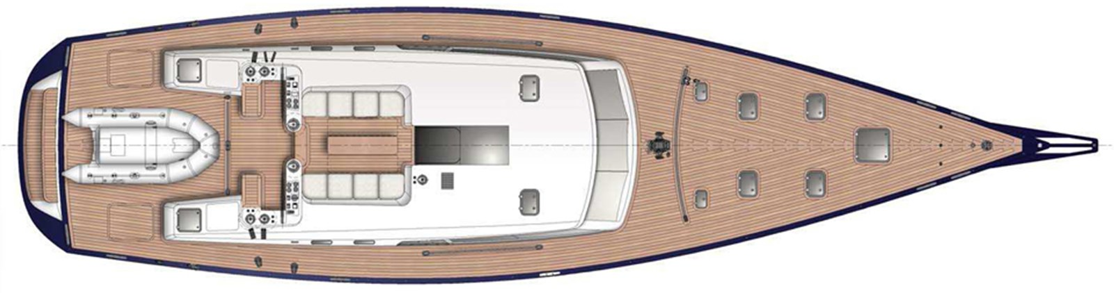 Layout 2 2009 CHANTIERS NAVALS GARCIA Garcia 75 Cruising Sailboat 2825914