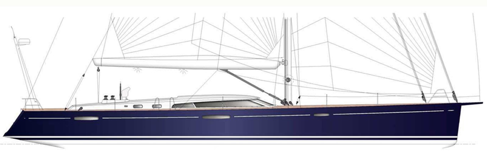 Layout 3 2009 CHANTIERS NAVALS GARCIA Garcia 75 Cruising Sailboat 2825915