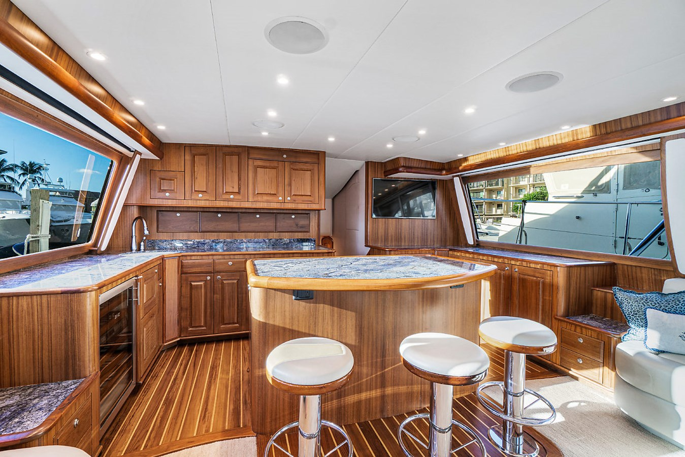 Galley 2014 SPENCER YACHTS  Sport Fisherman 2826108