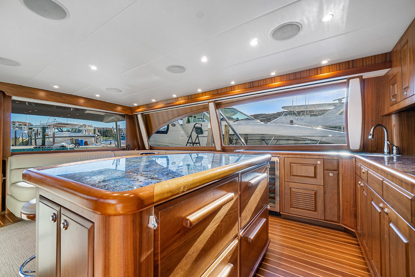 Galley 2014 SPENCER YACHTS  Sport Fisherman 2826111