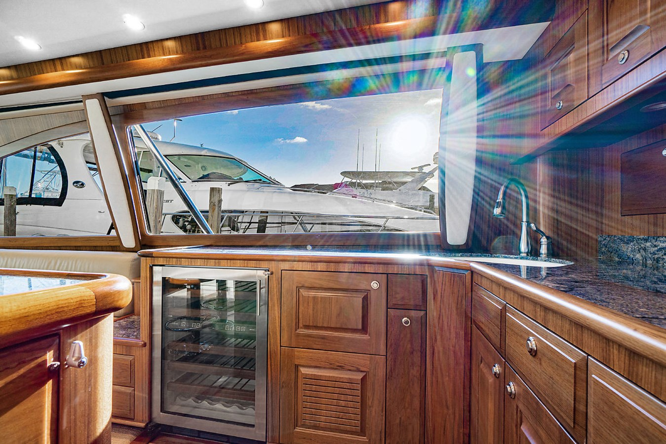 Galley 2014 SPENCER YACHTS  Sport Fisherman 2826112