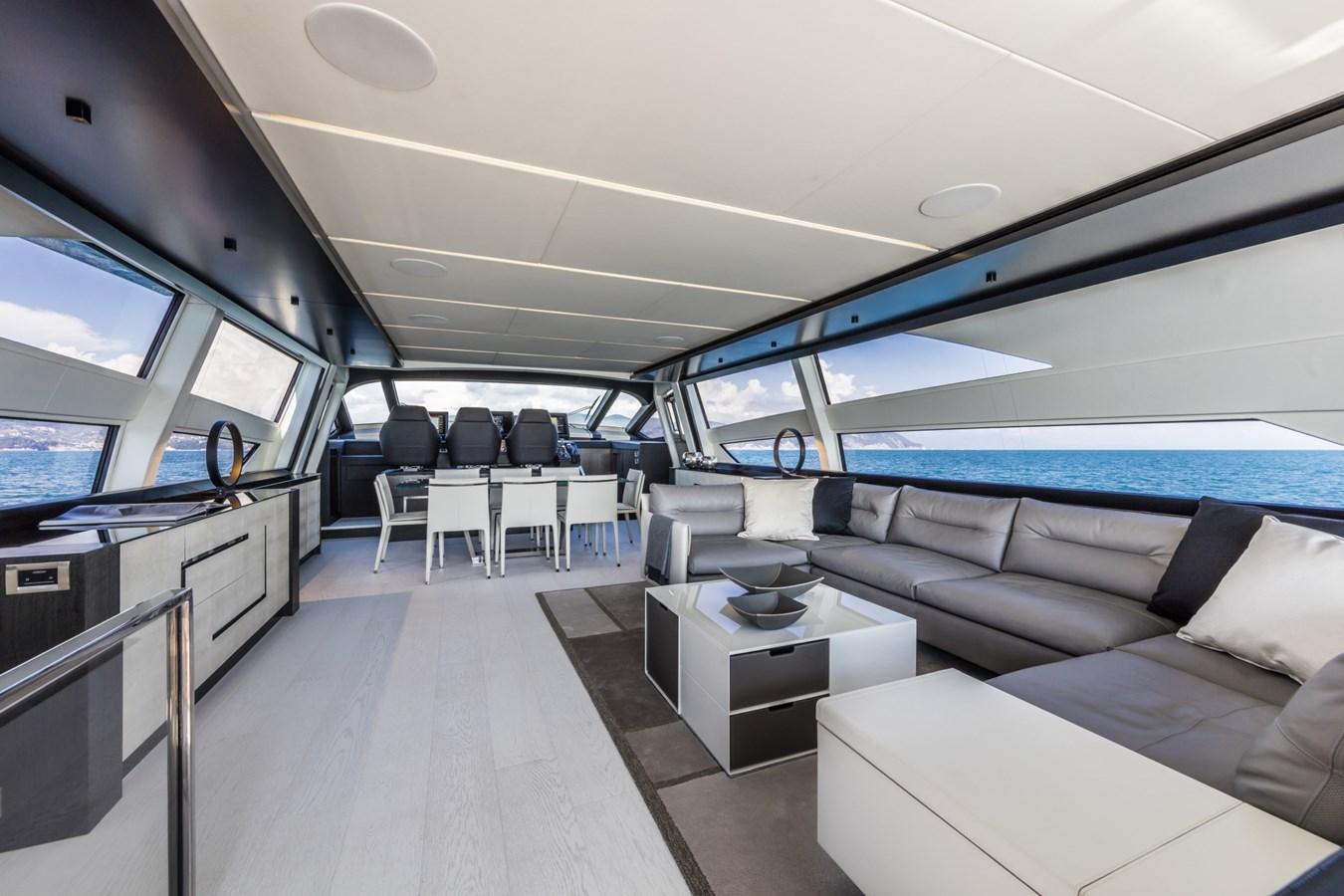 2018 PERSHING  Motor Yacht 2828970