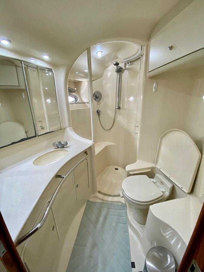 Head 2003 SEA RAY  Cruiser 2837812