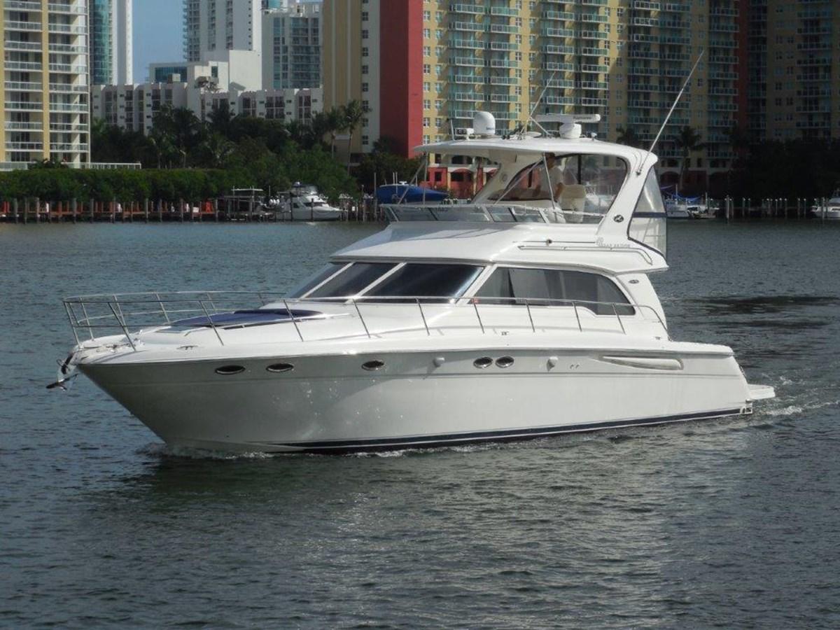 Port Profile 2003 SEA RAY  Cruiser 2844560