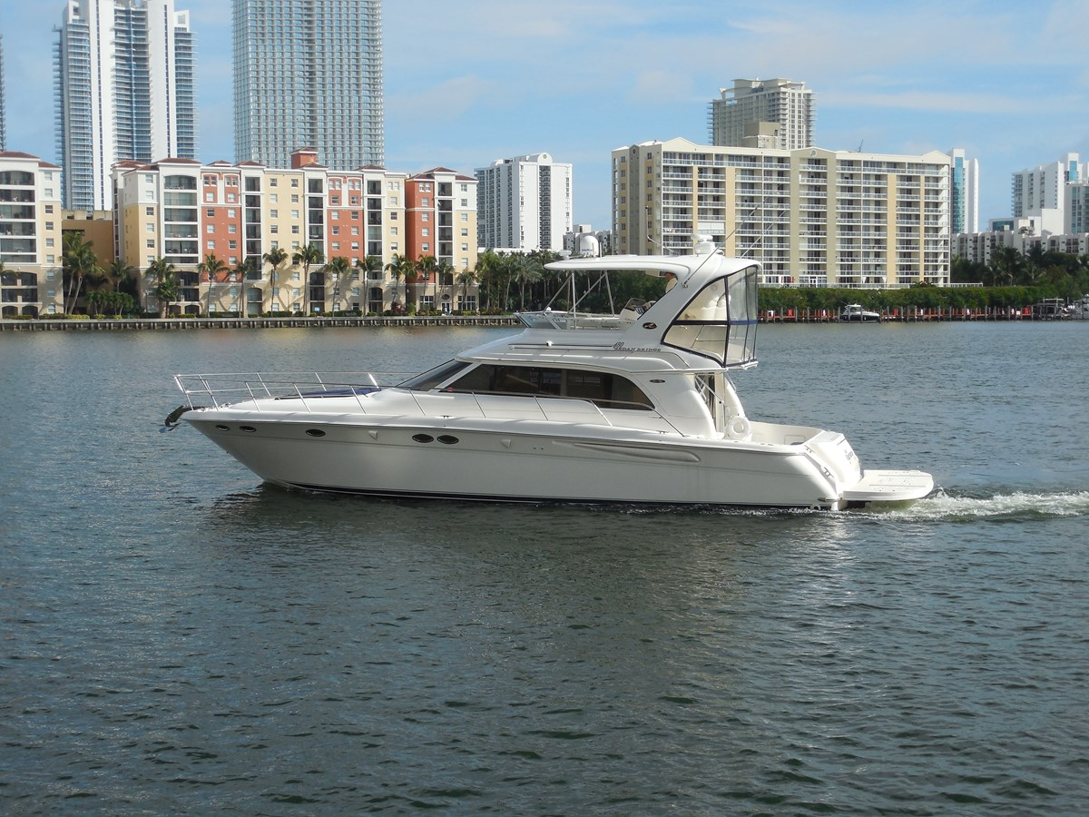 Port Profile 2003 SEA RAY  Cruiser 2844563