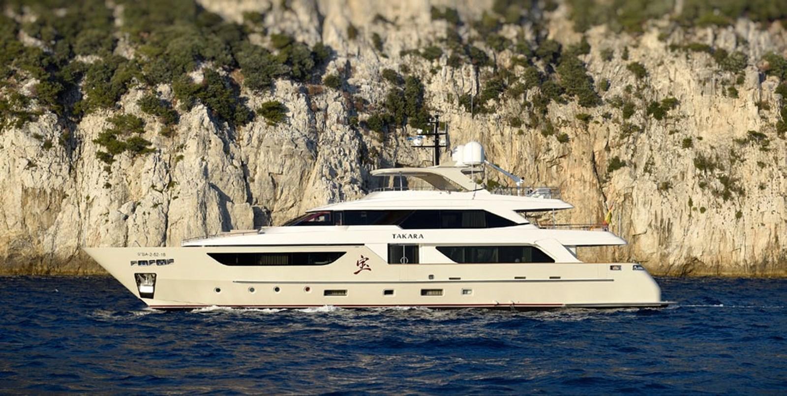 2016 SANLORENZO SD126 Motor Yacht 2829866