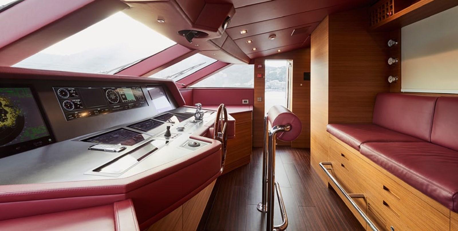 2016 SANLORENZO SD126 Motor Yacht 2829880