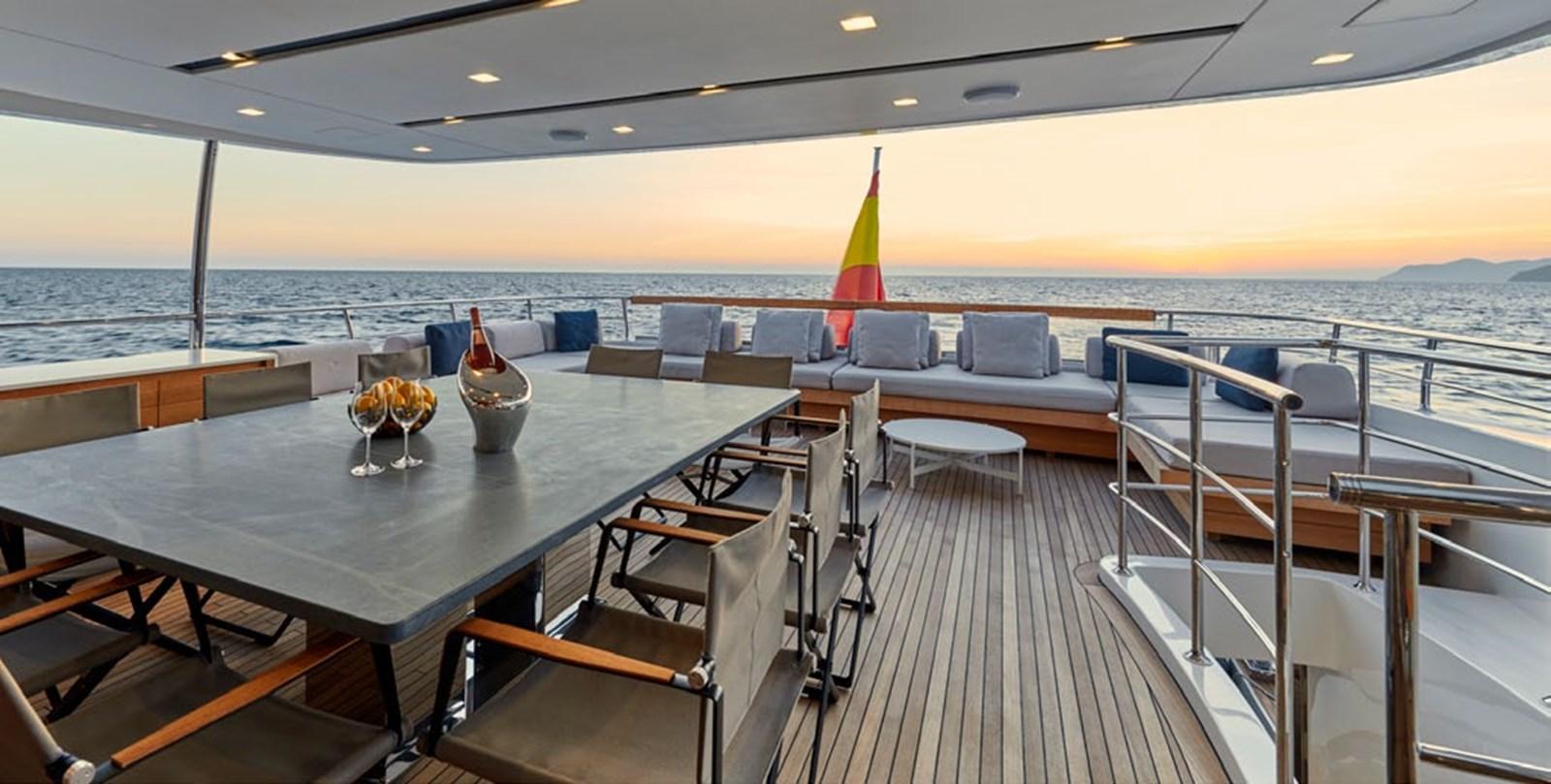 2016 SANLORENZO SD126 Motor Yacht 2829883