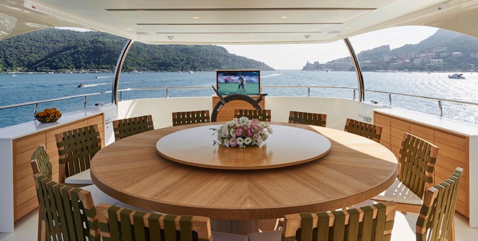 2016 SANLORENZO SD126 Motor Yacht 2829884