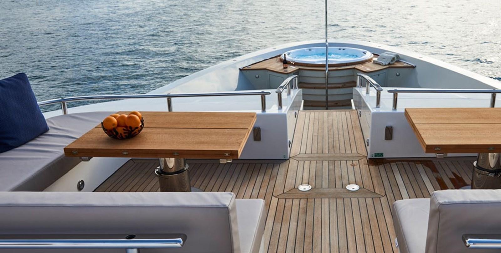 2016 SANLORENZO SD126 Motor Yacht 2829885
