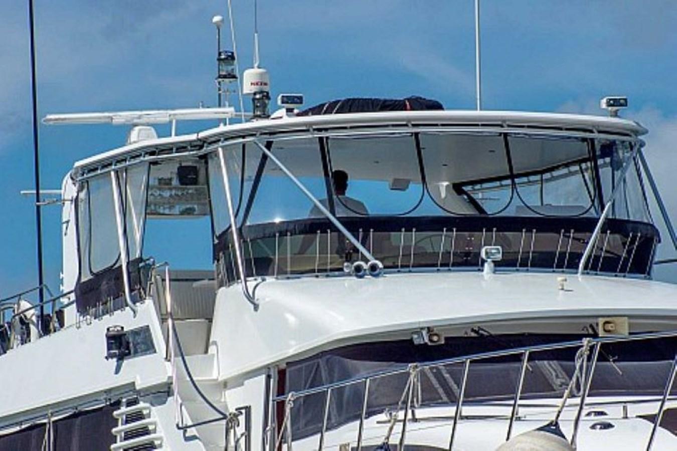 111 1990 CHEOY LEE  Motor Yacht 2831256