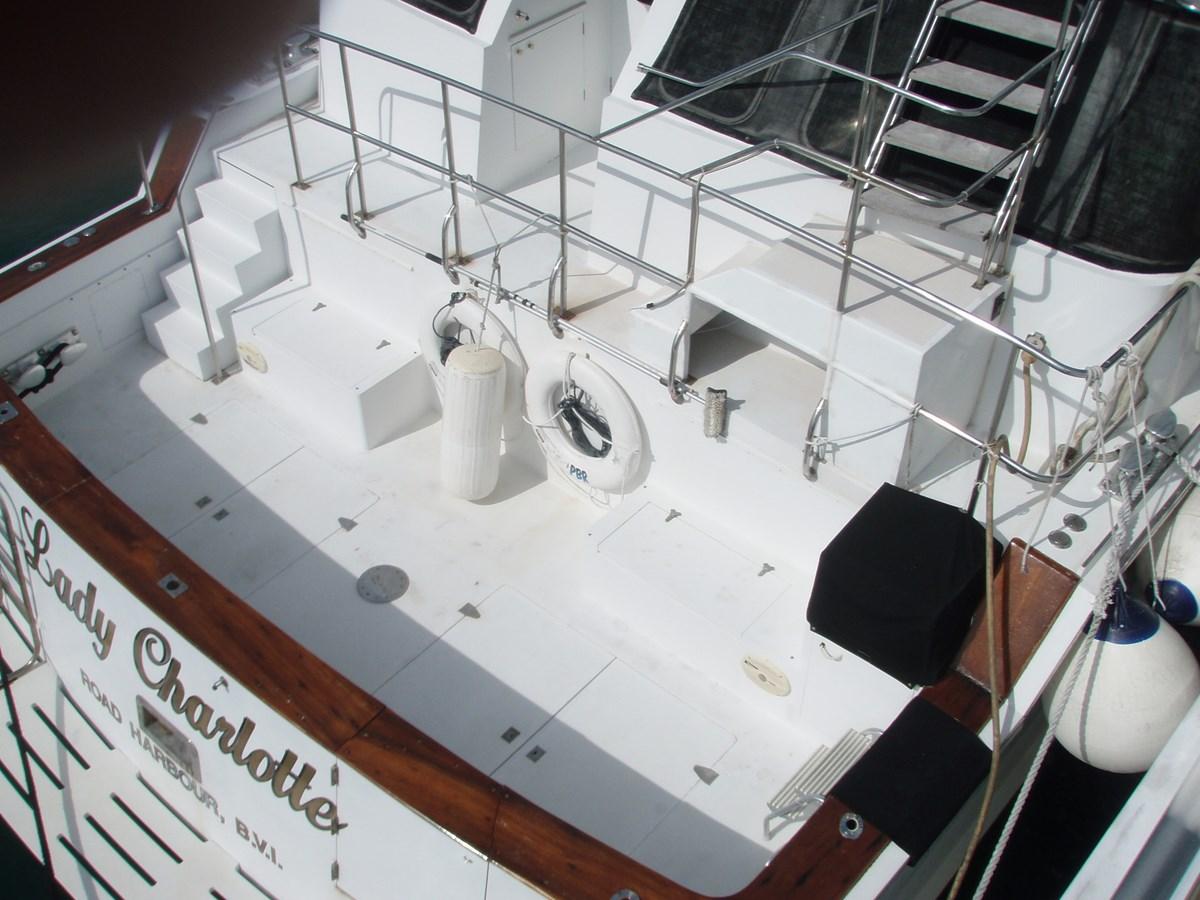 newest 121 1990 CHEOY LEE  Motor Yacht 2837421