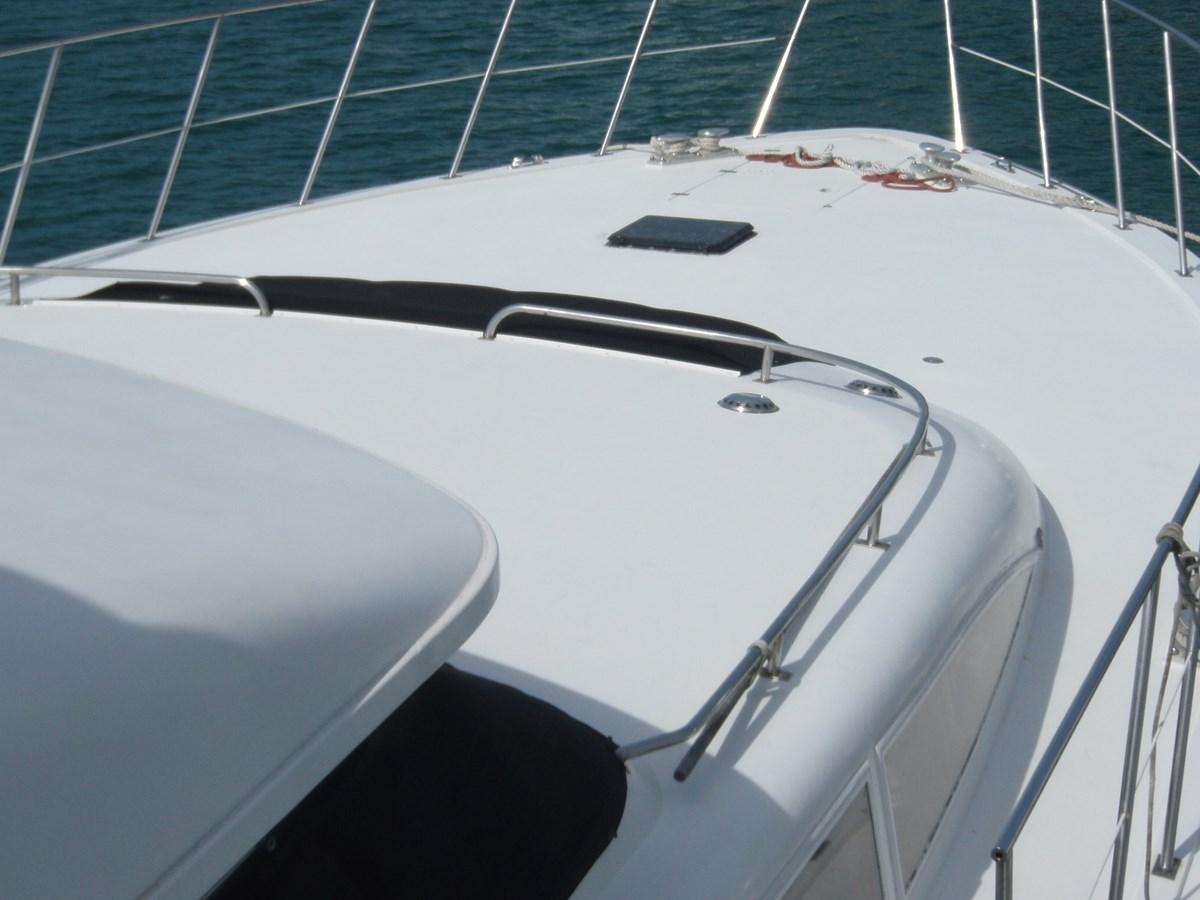 newest 123 1990 CHEOY LEE  Motor Yacht 2837423