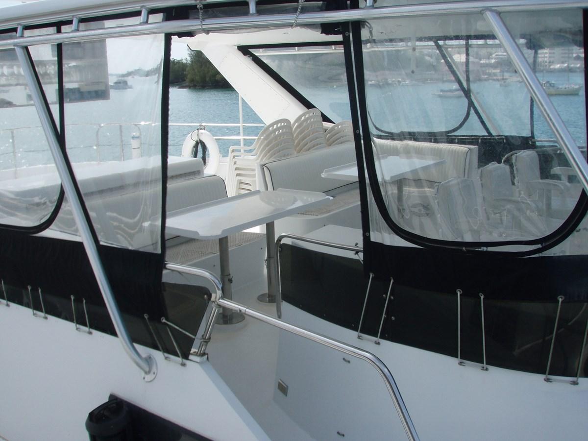 newest 124 1990 CHEOY LEE  Motor Yacht 2837424