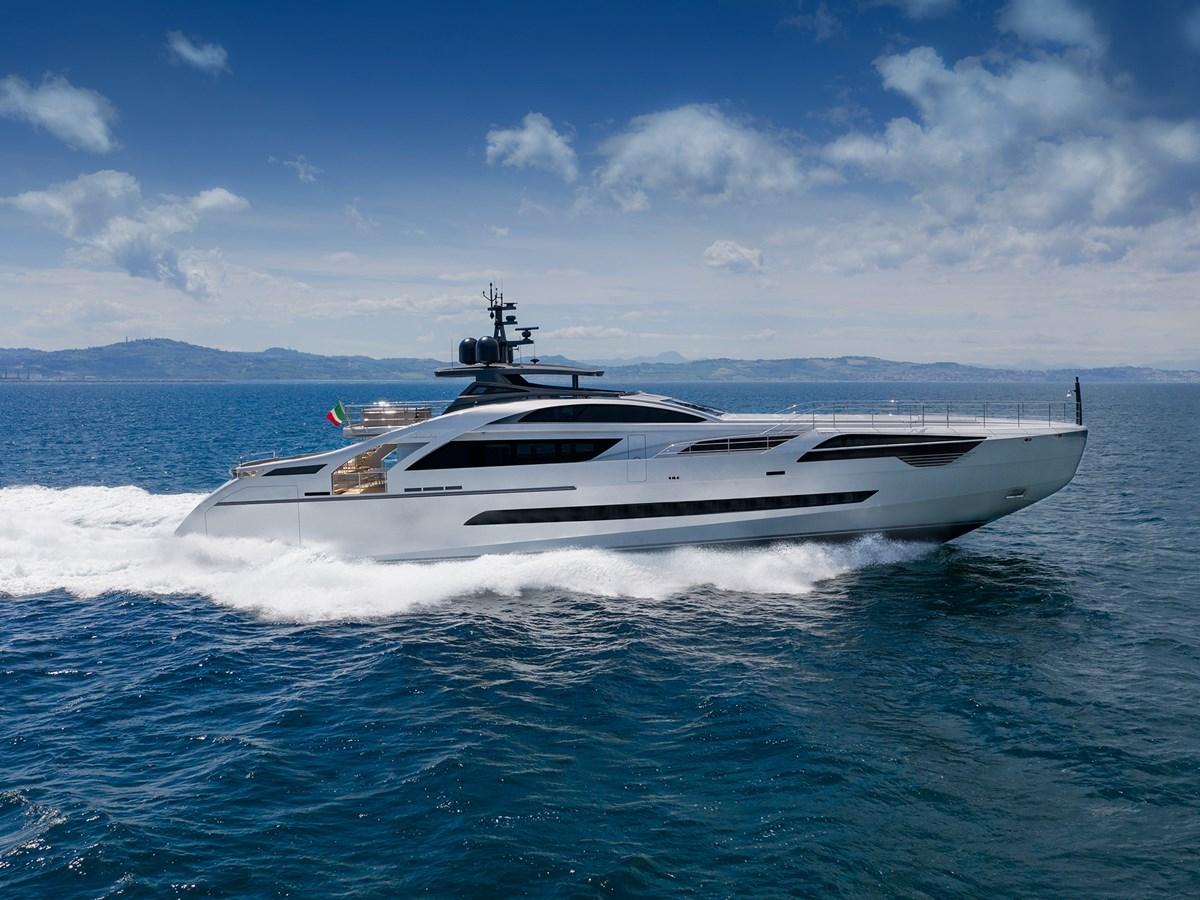 Pershing140NewCruising_0000_39240 2020 PERSHING 140 Mega Yacht 2831585