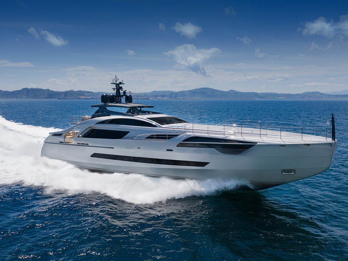 Pershing140NewCruising_0001_39241 2020 PERSHING 140 Mega Yacht 2831586