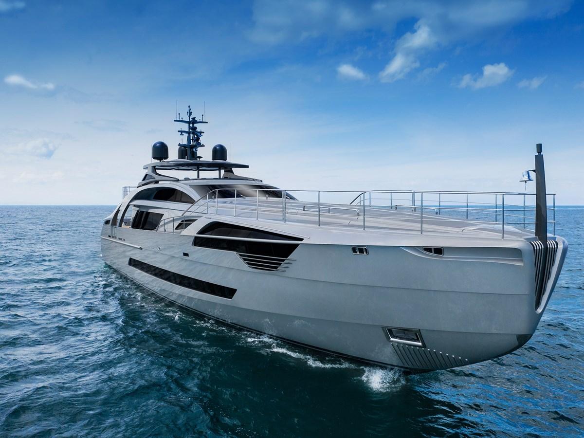 Pershing140NewCruising_0002_39242 2020 PERSHING 140 Mega Yacht 2831587