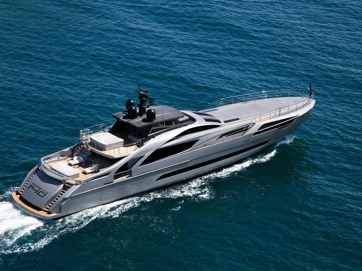 Pershing140NewCruising_0005_39245 2020 PERSHING 140 Mega Yacht 2831590
