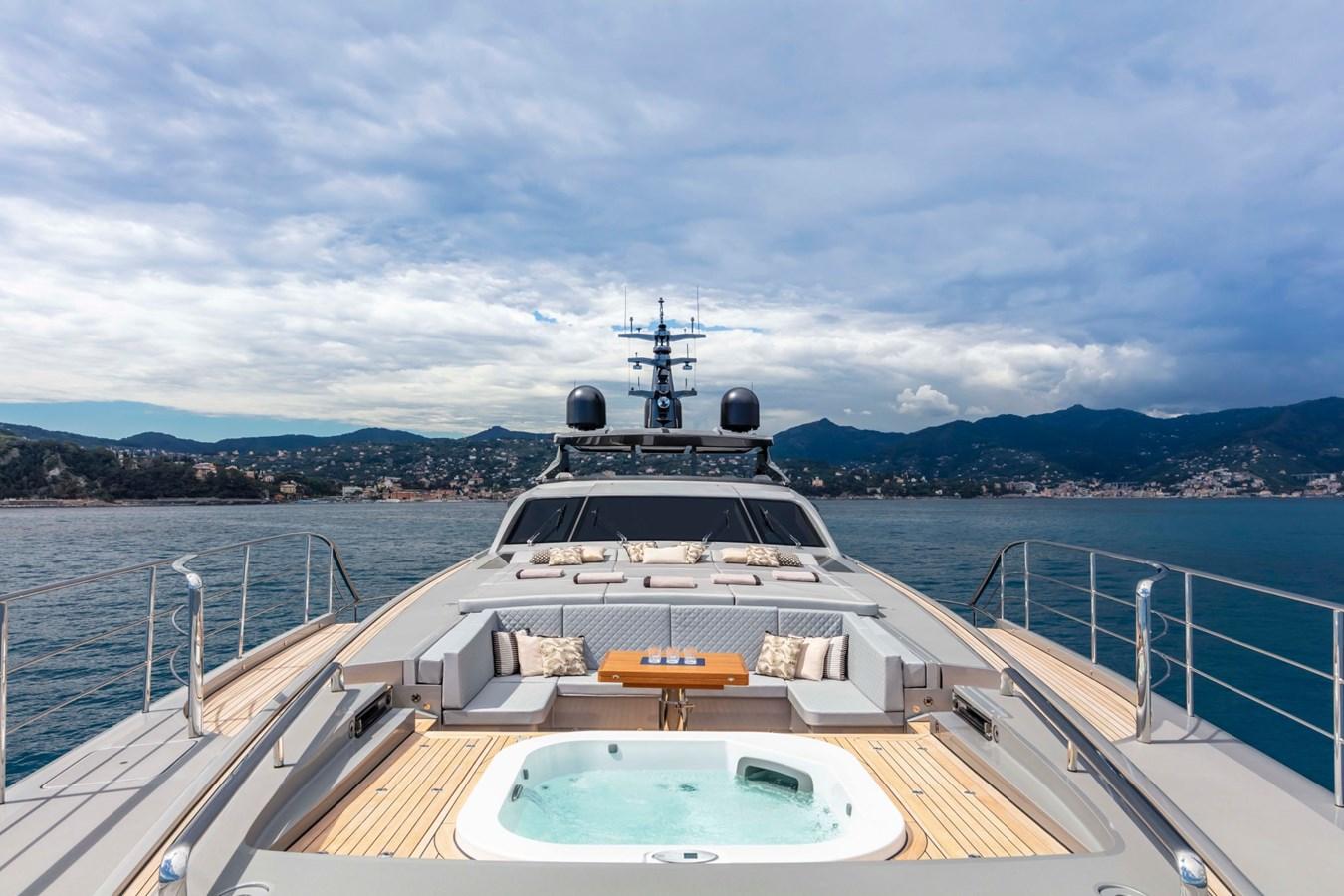 Pershing140NewCruising_0017_39985 2020 PERSHING 140 Mega Yacht 2831602