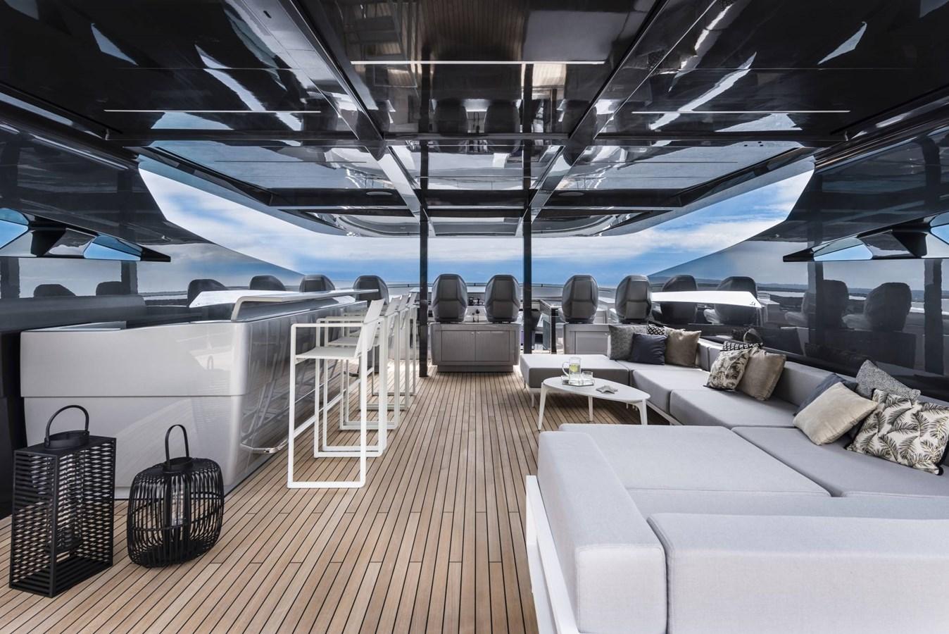 Pershing140NewCruising_0029_40199 2020 PERSHING 140 Mega Yacht 2831614