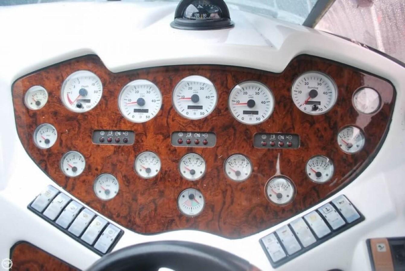 gauges 2000 SUNSEEKER  Motor Yacht 2831976