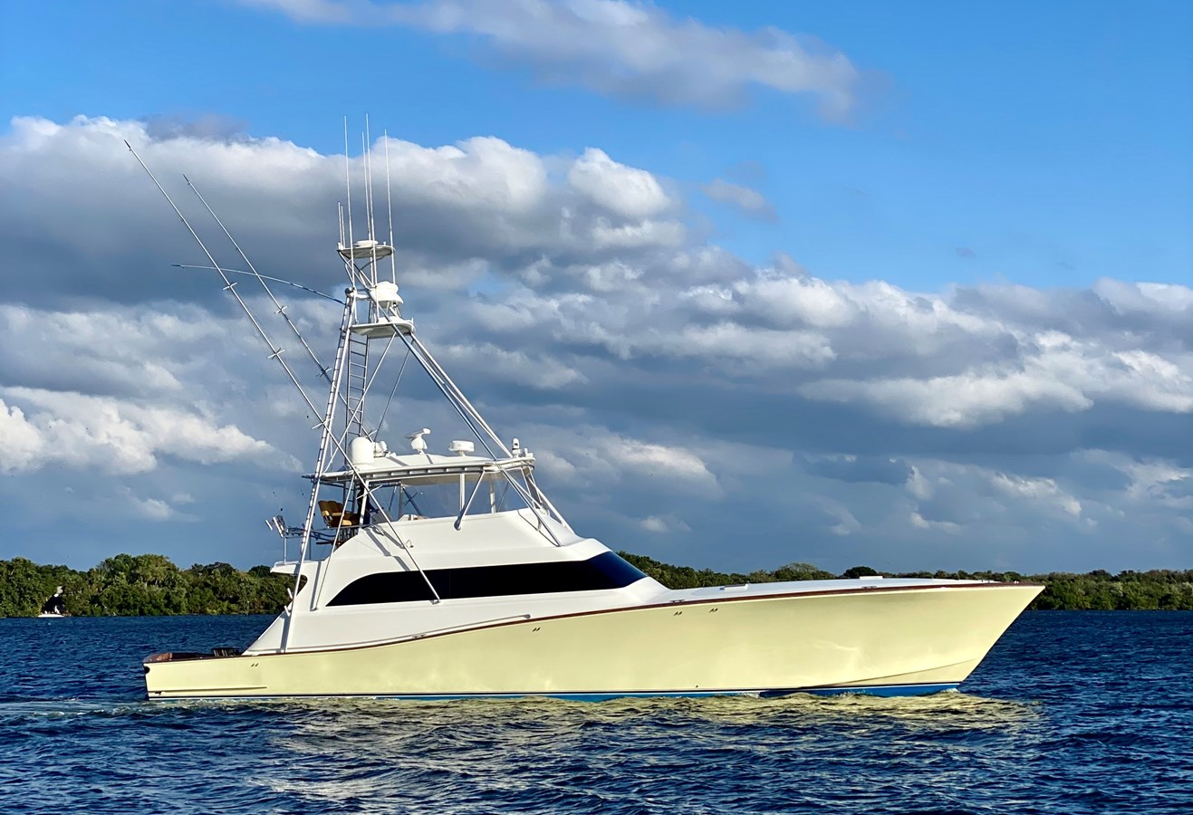 2005 AMERICAN CUSTOM YACHTS Convertible Sport Fisherman 2832752