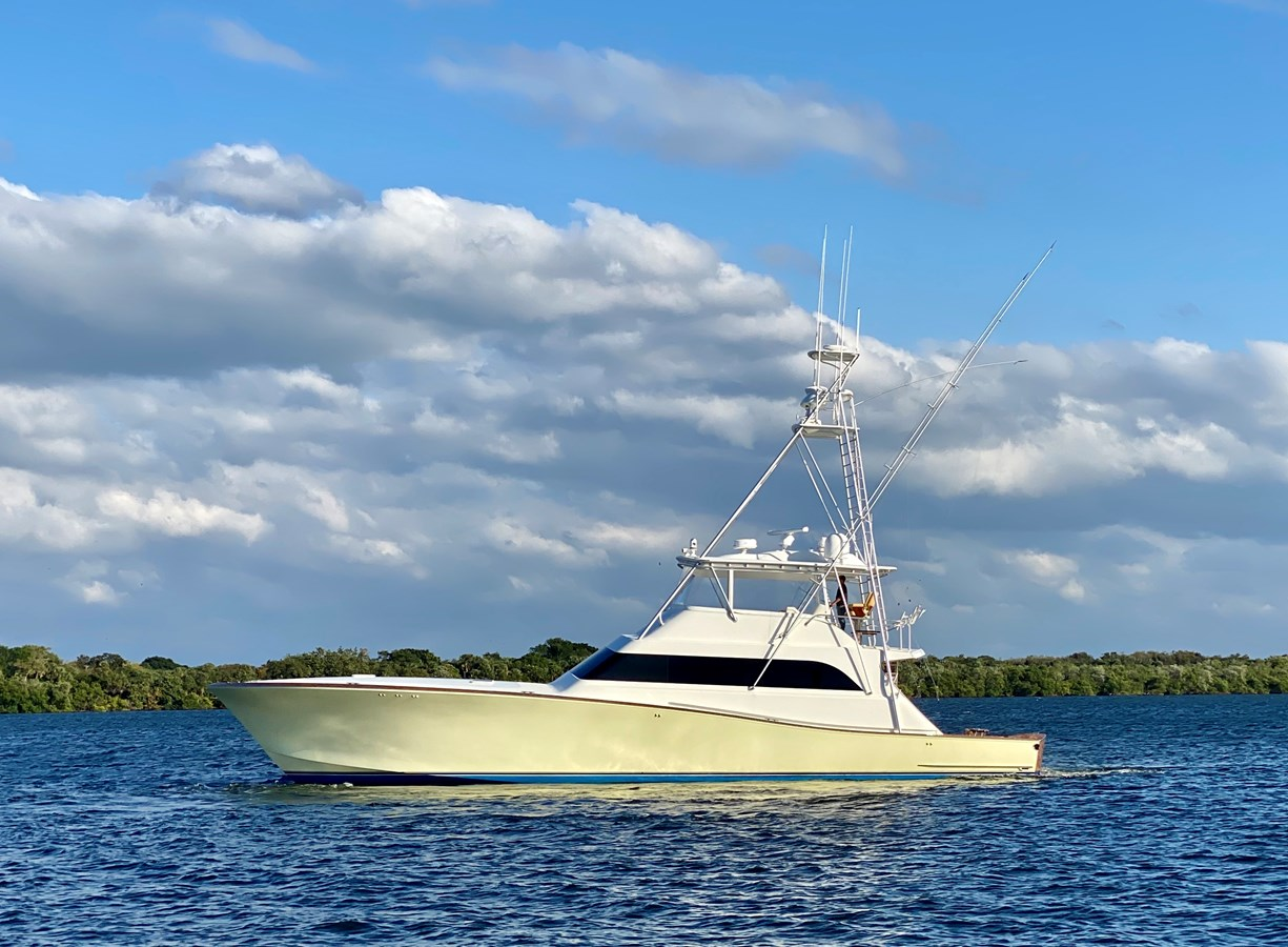 2005 AMERICAN CUSTOM YACHTS Convertible Sport Fisherman 2832753