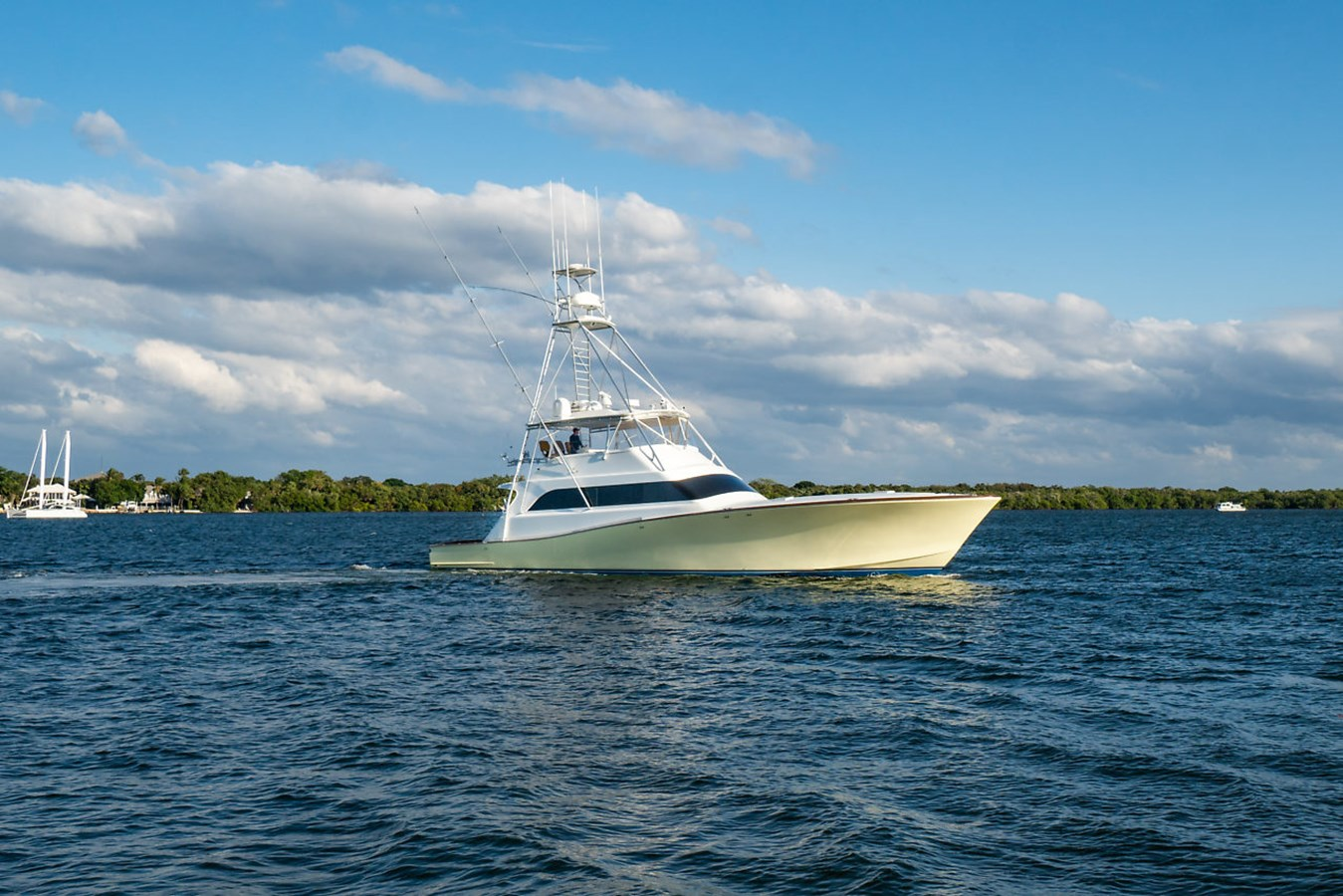2005 AMERICAN CUSTOM YACHTS Convertible Sport Fisherman 2832758