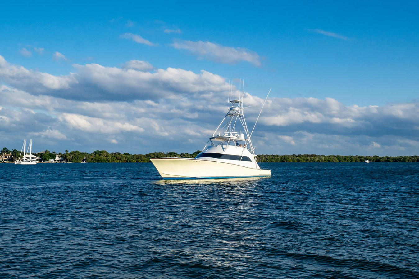 2005 AMERICAN CUSTOM YACHTS Convertible Sport Fisherman 2832760