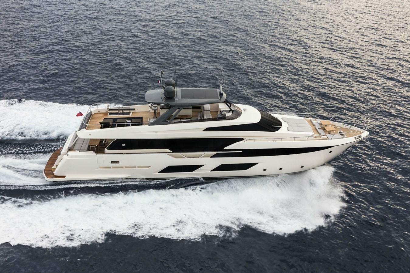 FerrettiYachts920Cruising_0001_28150 2020 FERRETTI YACHTS 920 HT Motor Yacht 2832864