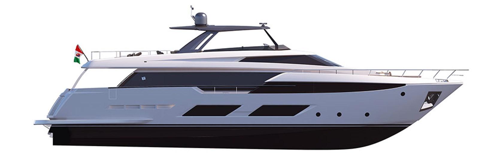 FerrettiYachts_920_Profile_40663 2020 FERRETTI YACHTS 920 HT Motor Yacht 2832904