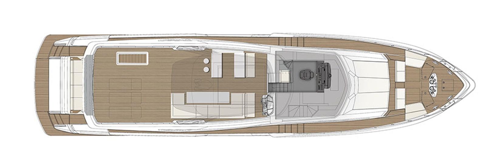 FerrettiYachts_920_Sun Deck_40664 2020 FERRETTI YACHTS 920 HT Motor Yacht 2832905
