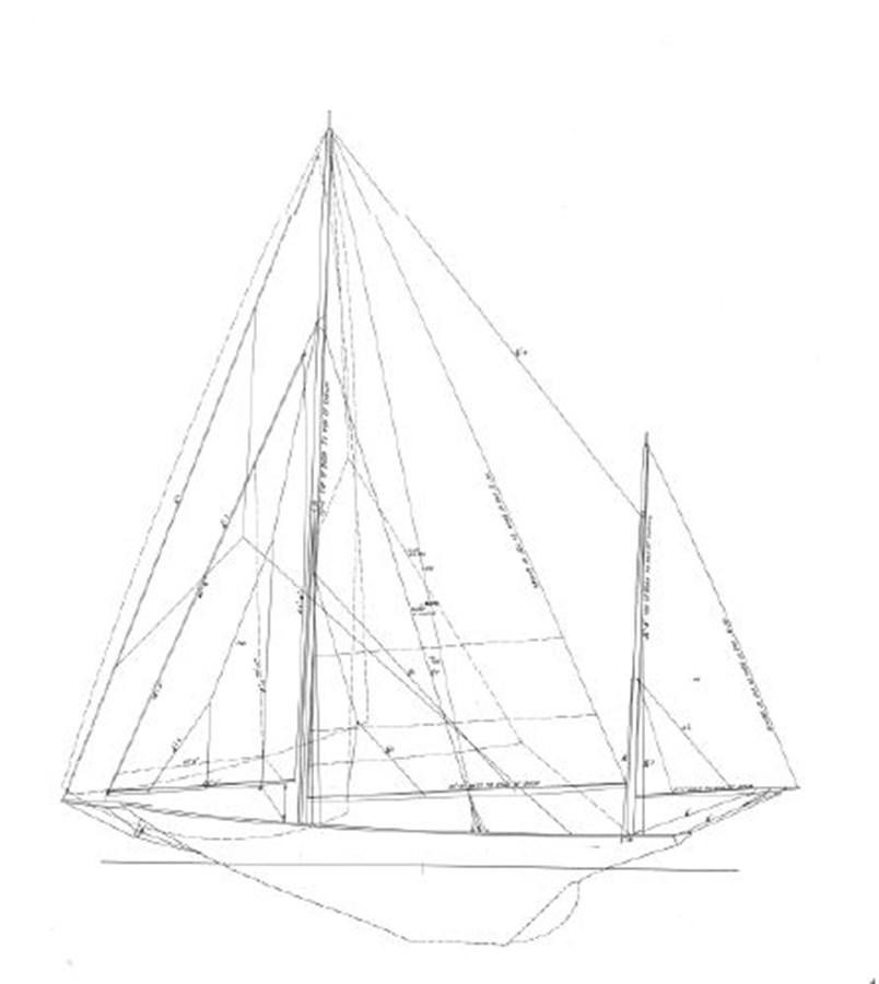 1926 HERRESHOFF  Classic Yacht 2836470