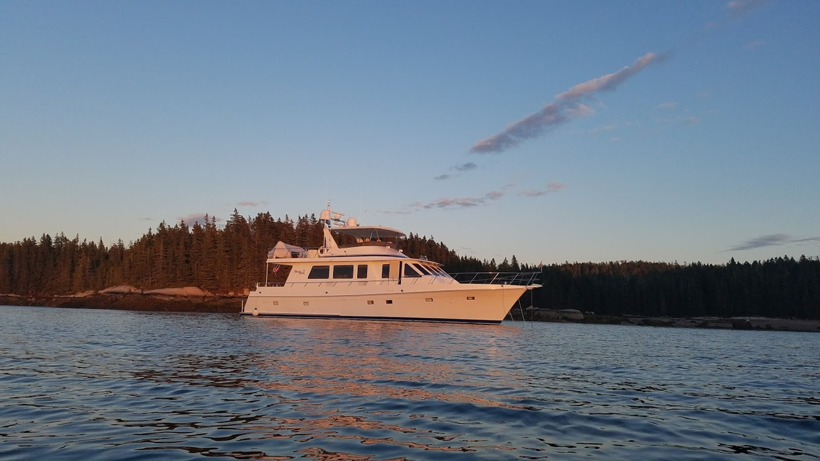 62095 anchored out 2 2008 OFFSHORE YACHTS  Motor Yacht 2838206