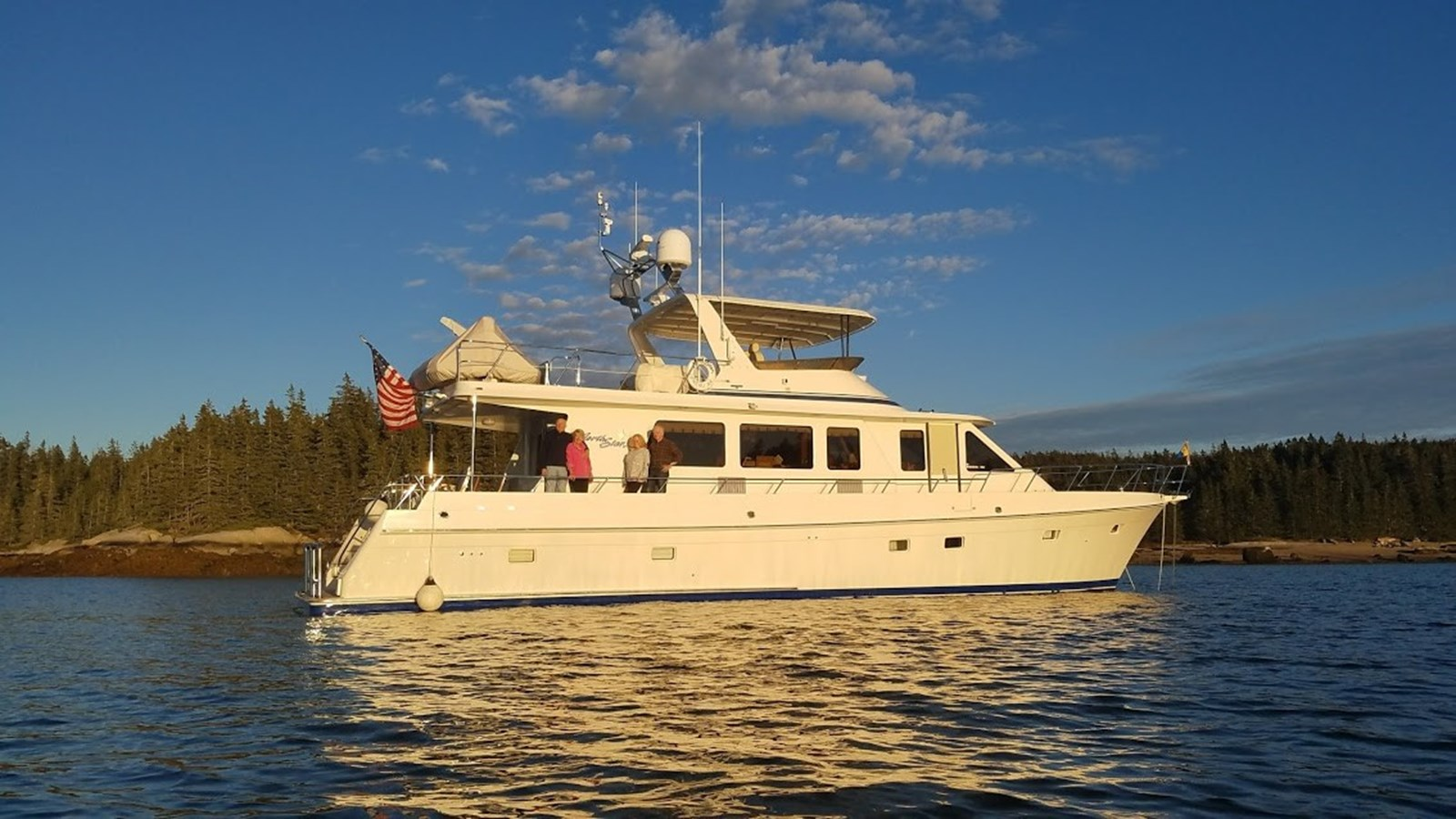 62095 Profile with people 2008 OFFSHORE YACHTS  Motor Yacht 2838210