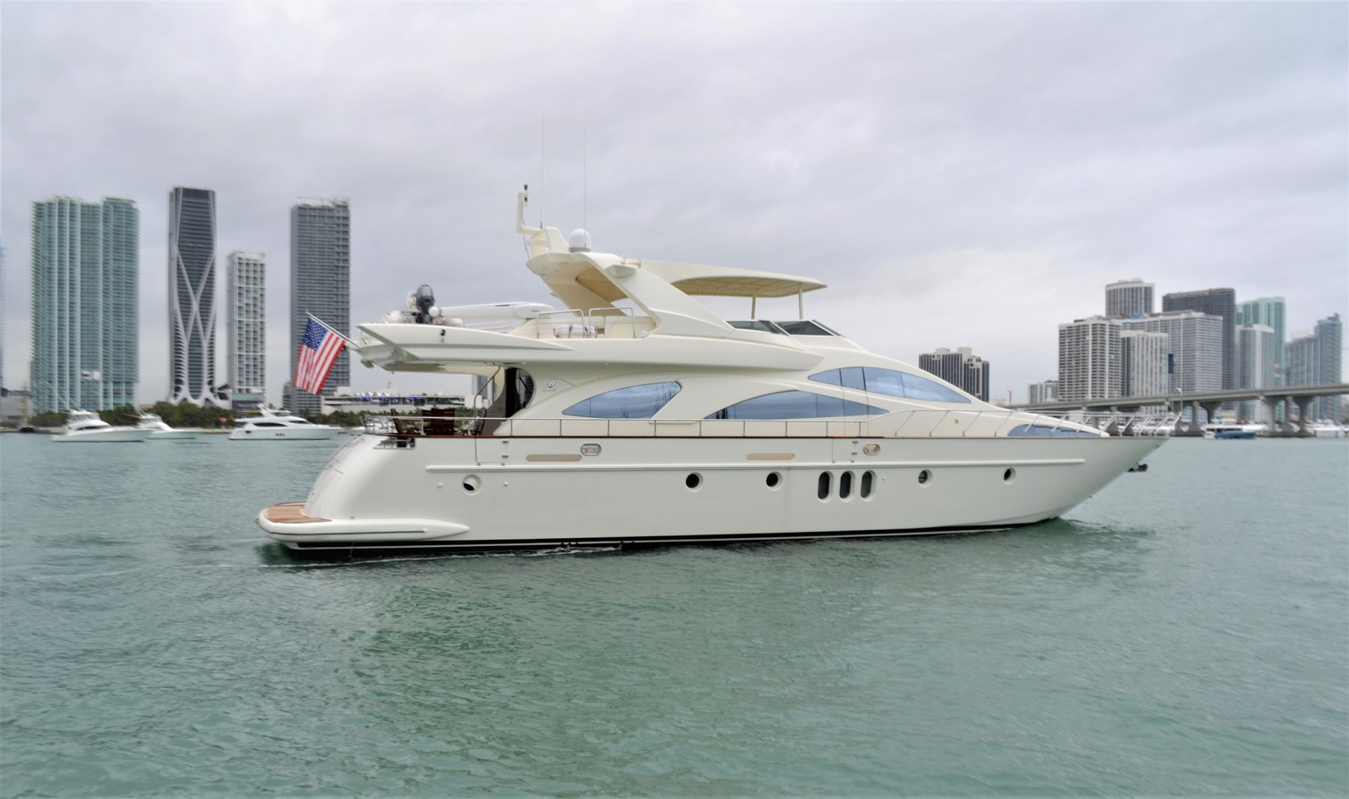 Enchanted Lady 2001 AZIMUT  Motor Yacht 2845039