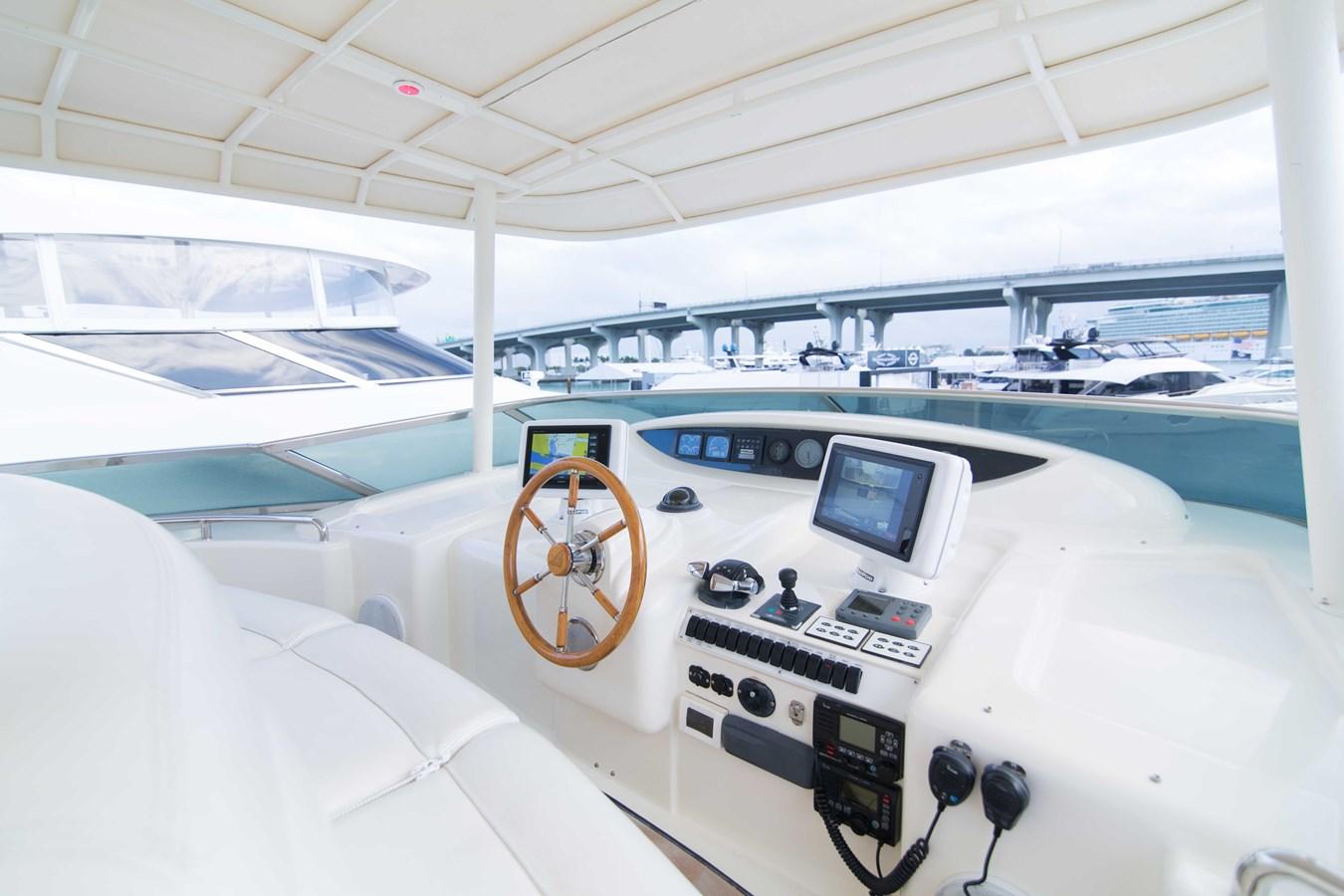 Flybridge 2001 AZIMUT  Motor Yacht 2845222