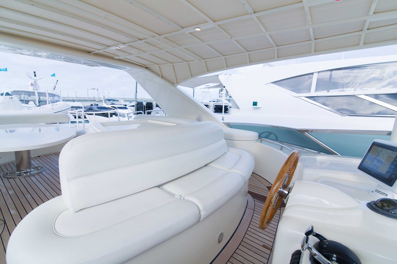 Flybridge 2001 AZIMUT  Motor Yacht 2845228