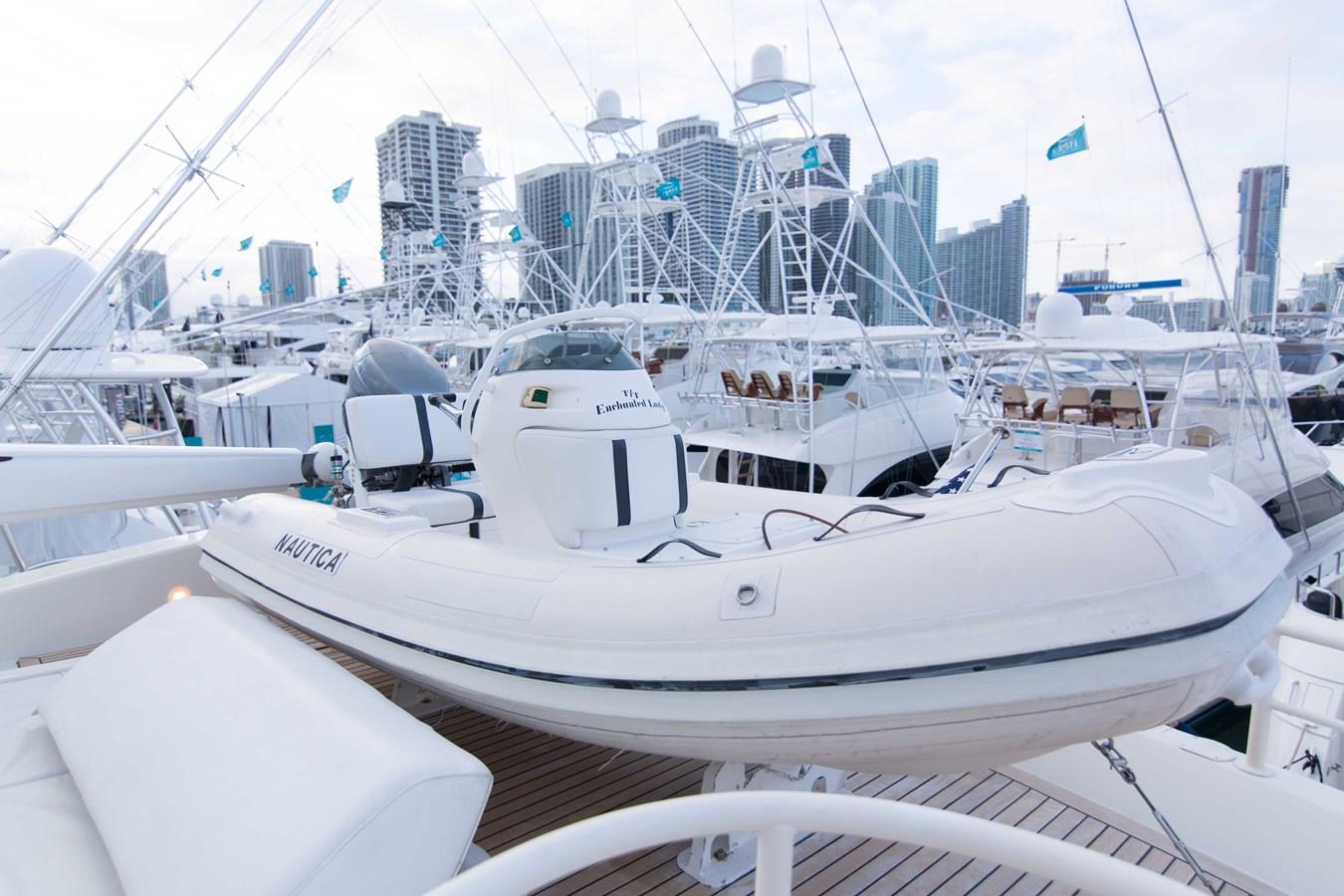 Tender 2001 AZIMUT  Motor Yacht 2845239
