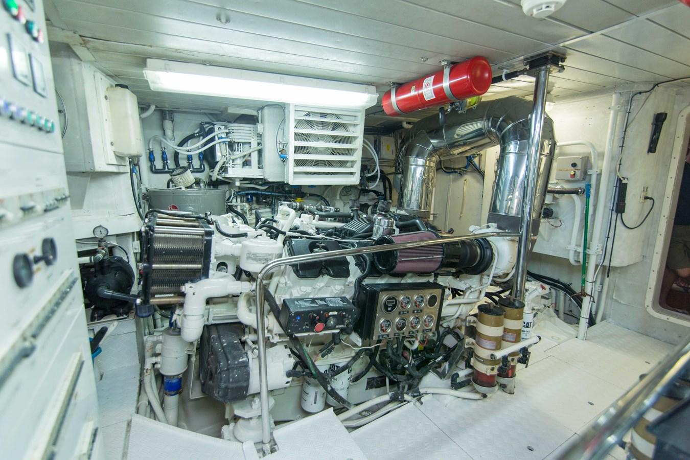 Engine Room 2001 AZIMUT  Motor Yacht 2845268