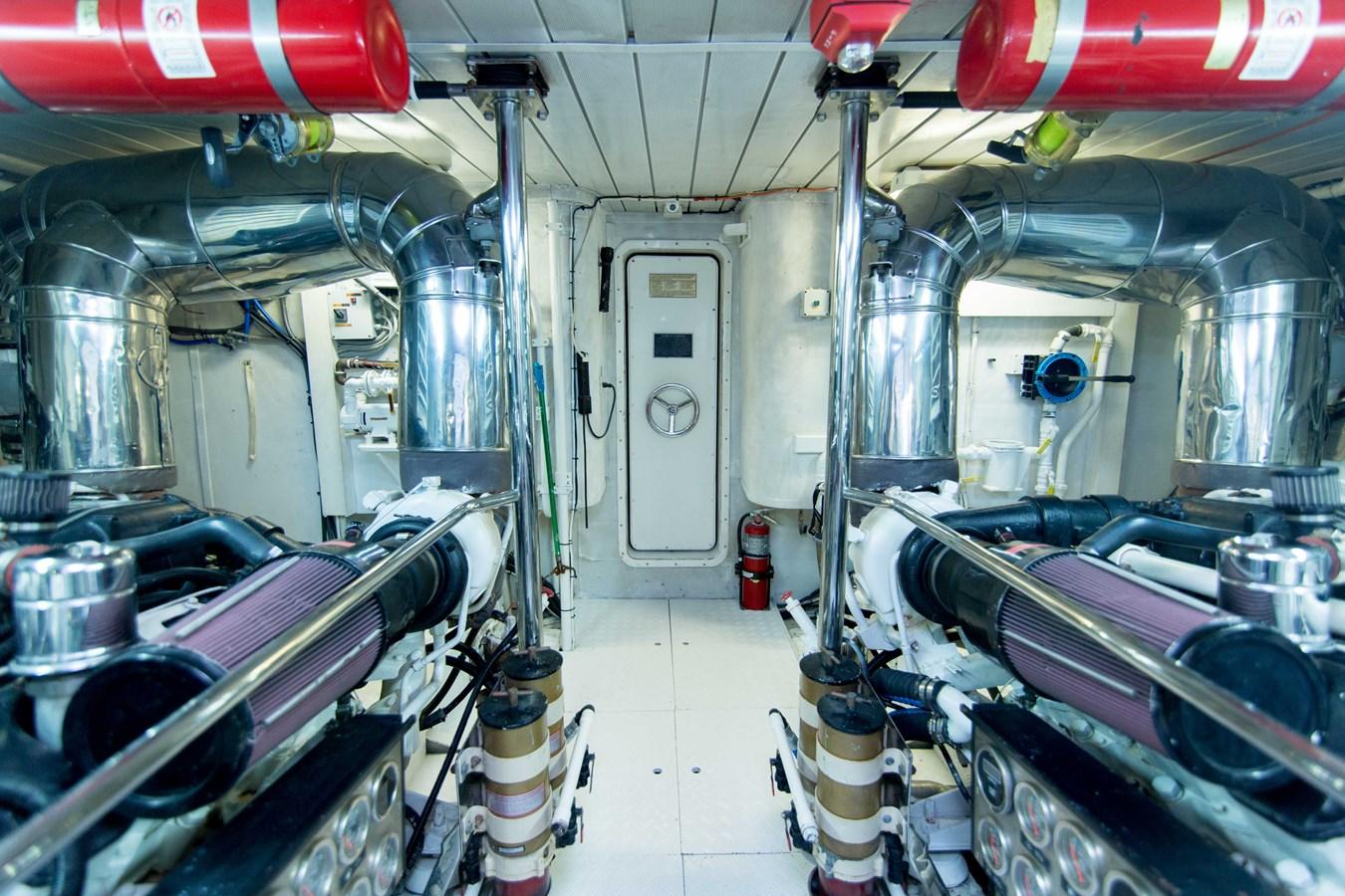 Engine Room 2001 AZIMUT  Motor Yacht 2845270