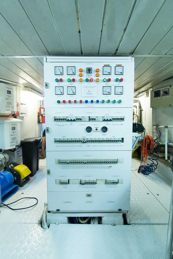 Engine Room 2001 AZIMUT  Motor Yacht 2845273
