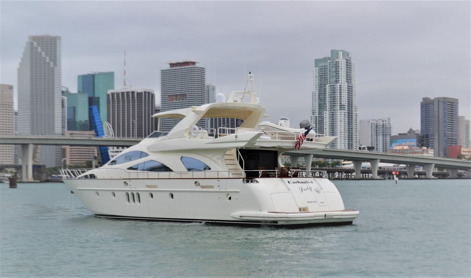 Enchanted Lady 2001 AZIMUT  Motor Yacht 2845286