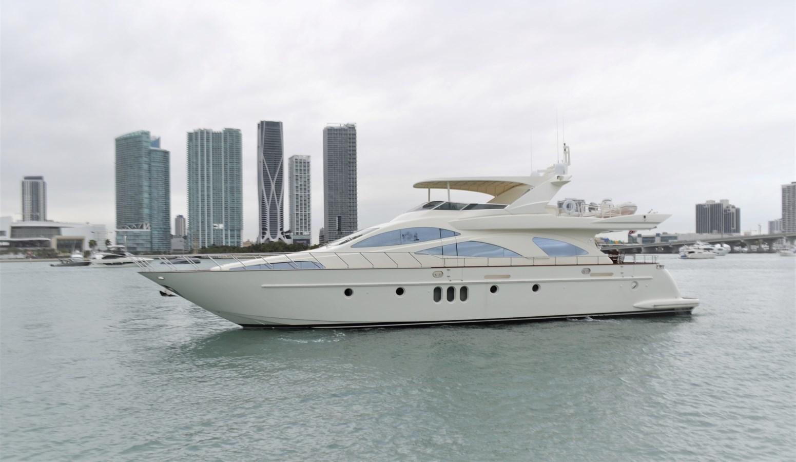 Enchanted Lady 2001 AZIMUT  Motor Yacht 2845288
