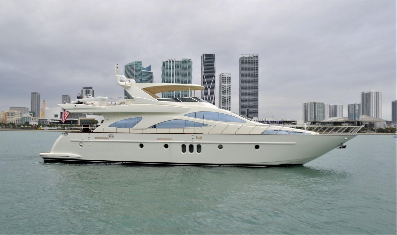 Enchanted Lady 2001 AZIMUT  Motor Yacht 2845289