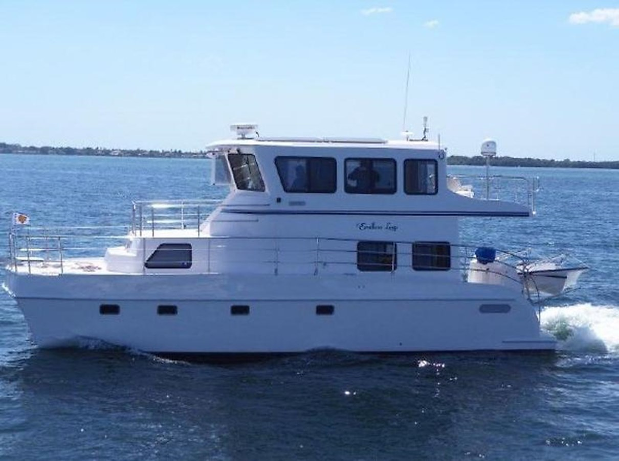"""1 2014 ENDEAVOUR """"40"""" power Cat Catamaran 2857646"""