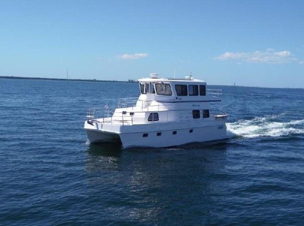 """3 2014 ENDEAVOUR """"40"""" power Cat Catamaran 2857648"""
