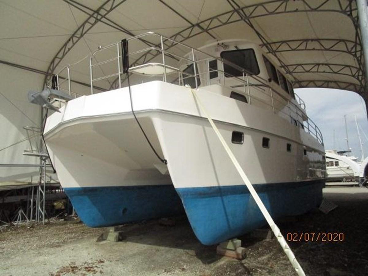 """4 2014 ENDEAVOUR """"40"""" power Cat Catamaran 2857649"""