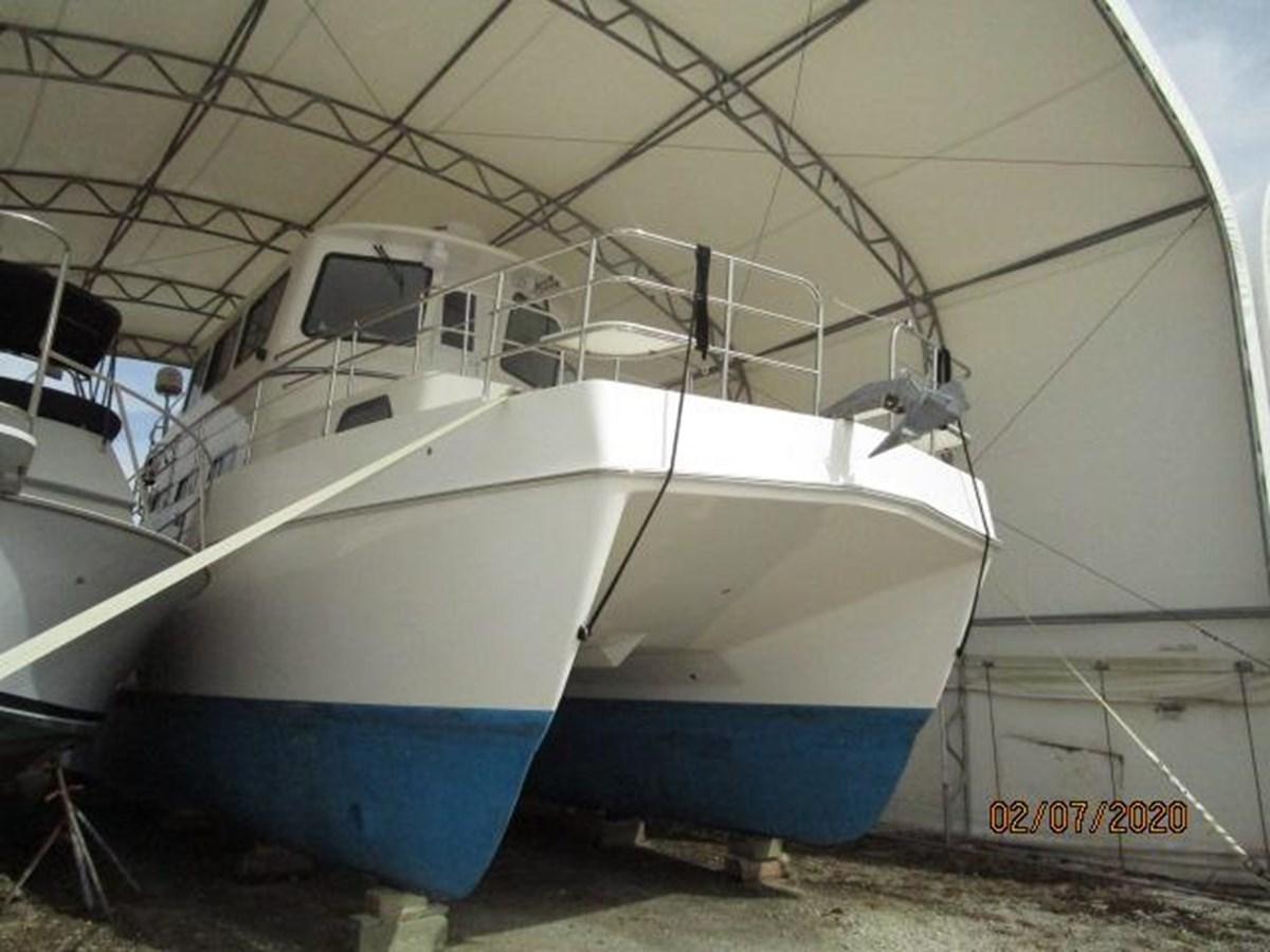 """6 2014 ENDEAVOUR """"40"""" power Cat Catamaran 2857651"""